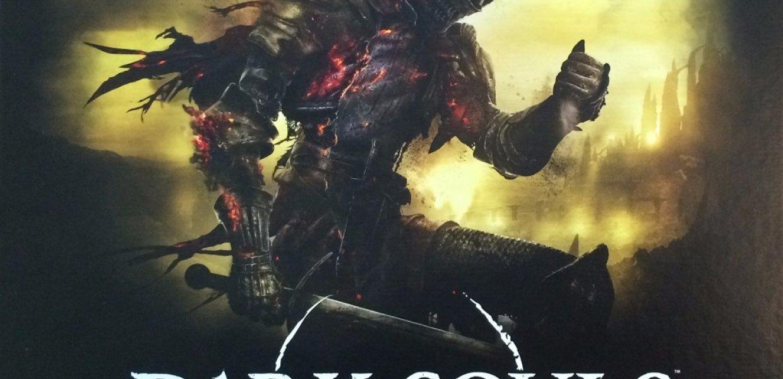 Dark Souls: copertina