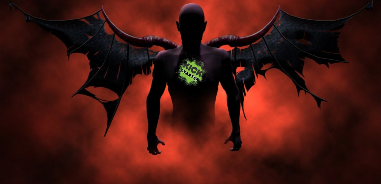 il diavolo e kickstarter