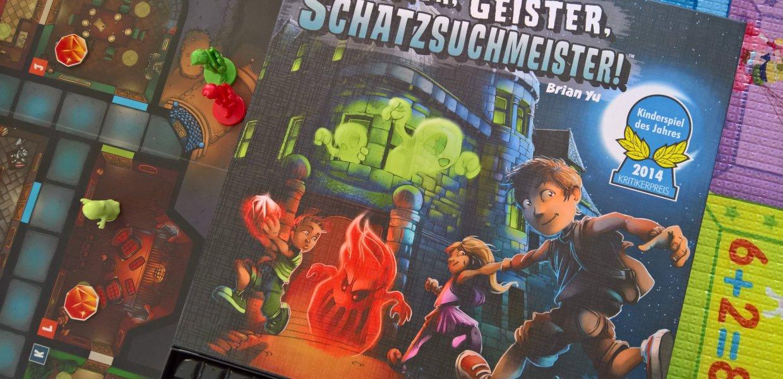 Geister Geister copertina