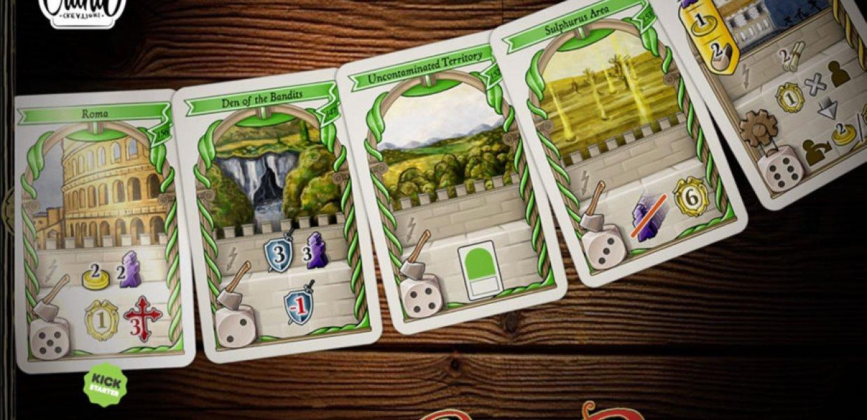 Fotografia raffigurante 3 carte dell'espansione della congiura dei Pazzi di Lorenzo il Magnifico