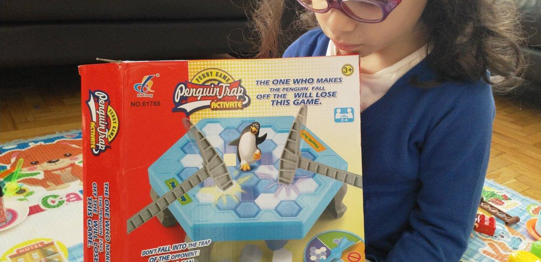 Penguin Trap: copertina