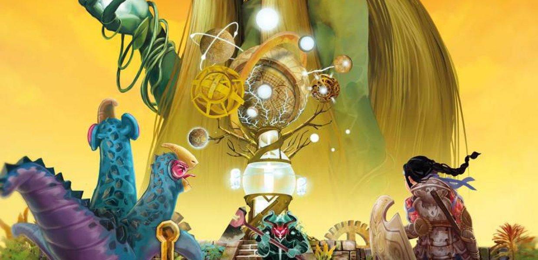 Time Arena: copertina