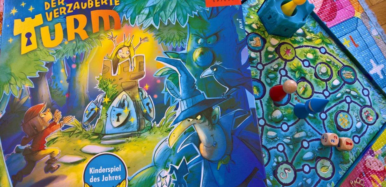 La Torre Stregata: copertina