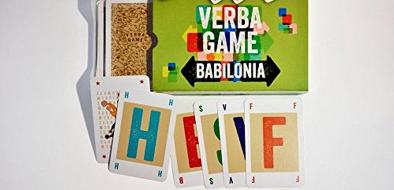 Verba Game Babilonia copertina