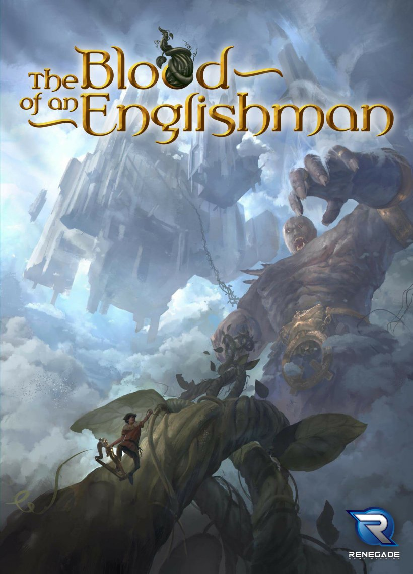 The Blood of an Englishman: copertina