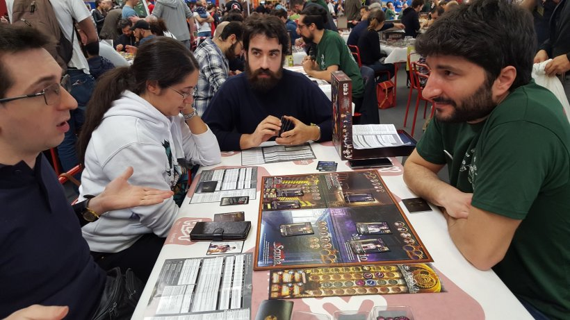 Tragedy Looper al Magnifico 2017