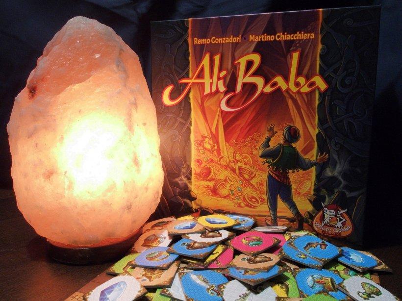 Ali Baba - presentazione
