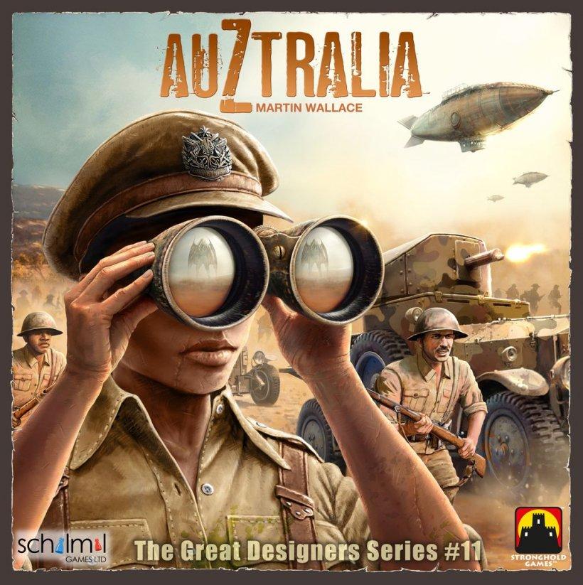 AuZtralia: copertina