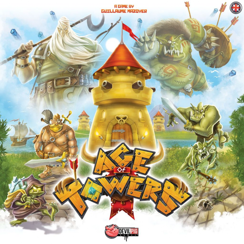age of towers box