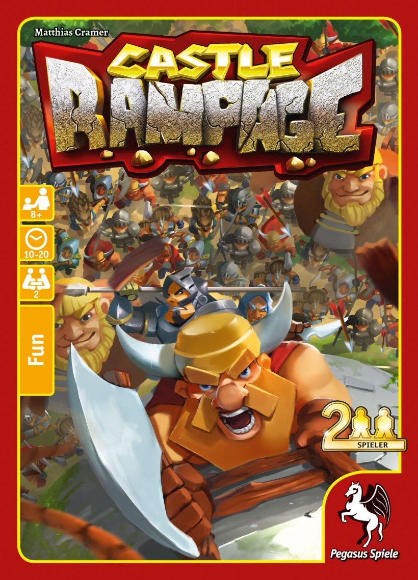 Castle Rampage copertina