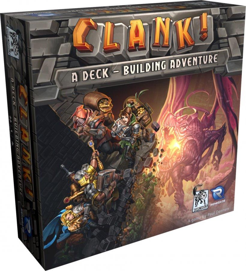 Clank! copertina
