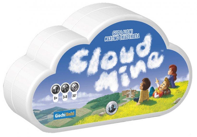Cloudmine: copertina