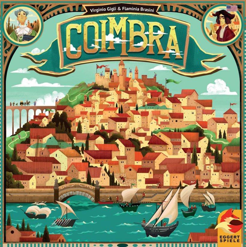 Coimbra copertina