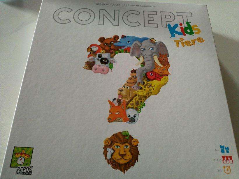 Concept Kids: Animali