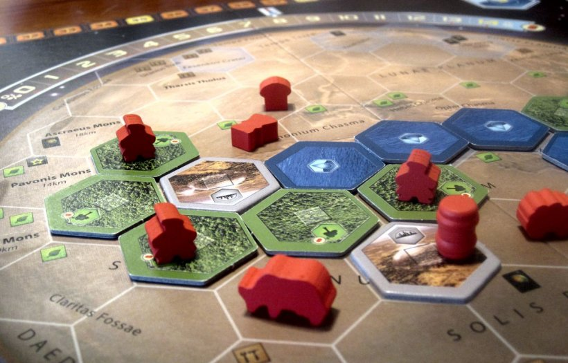 Clans of Terraforming Mars
