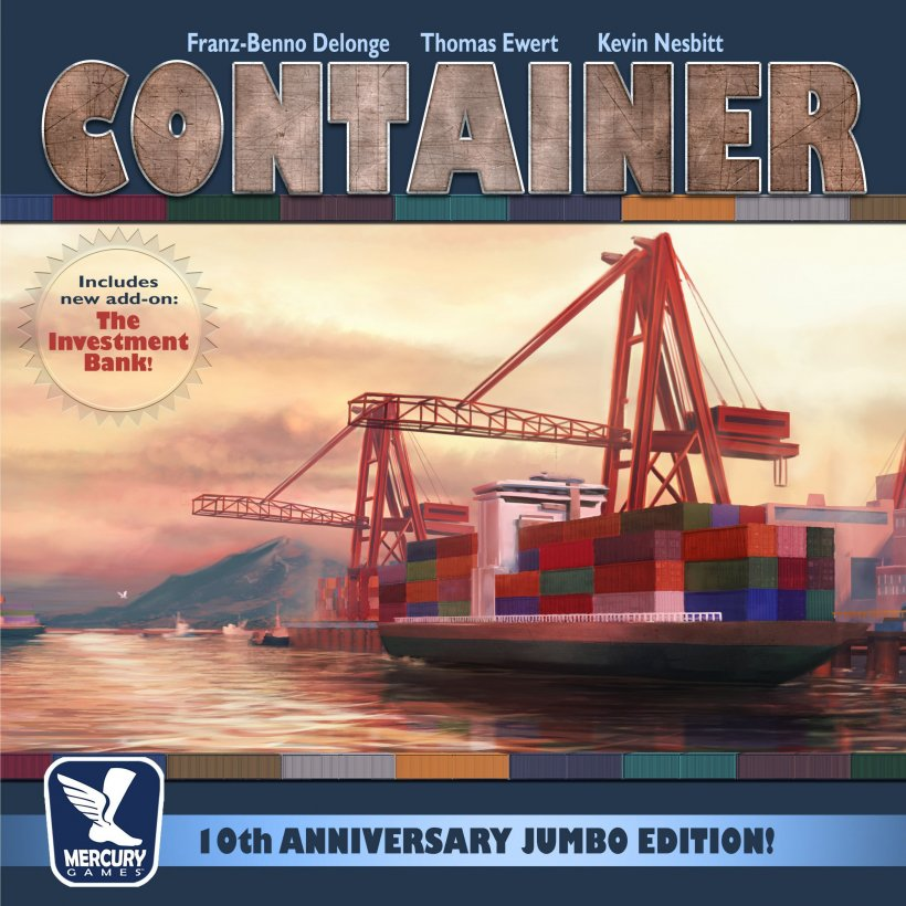 Container Jumbo Edition