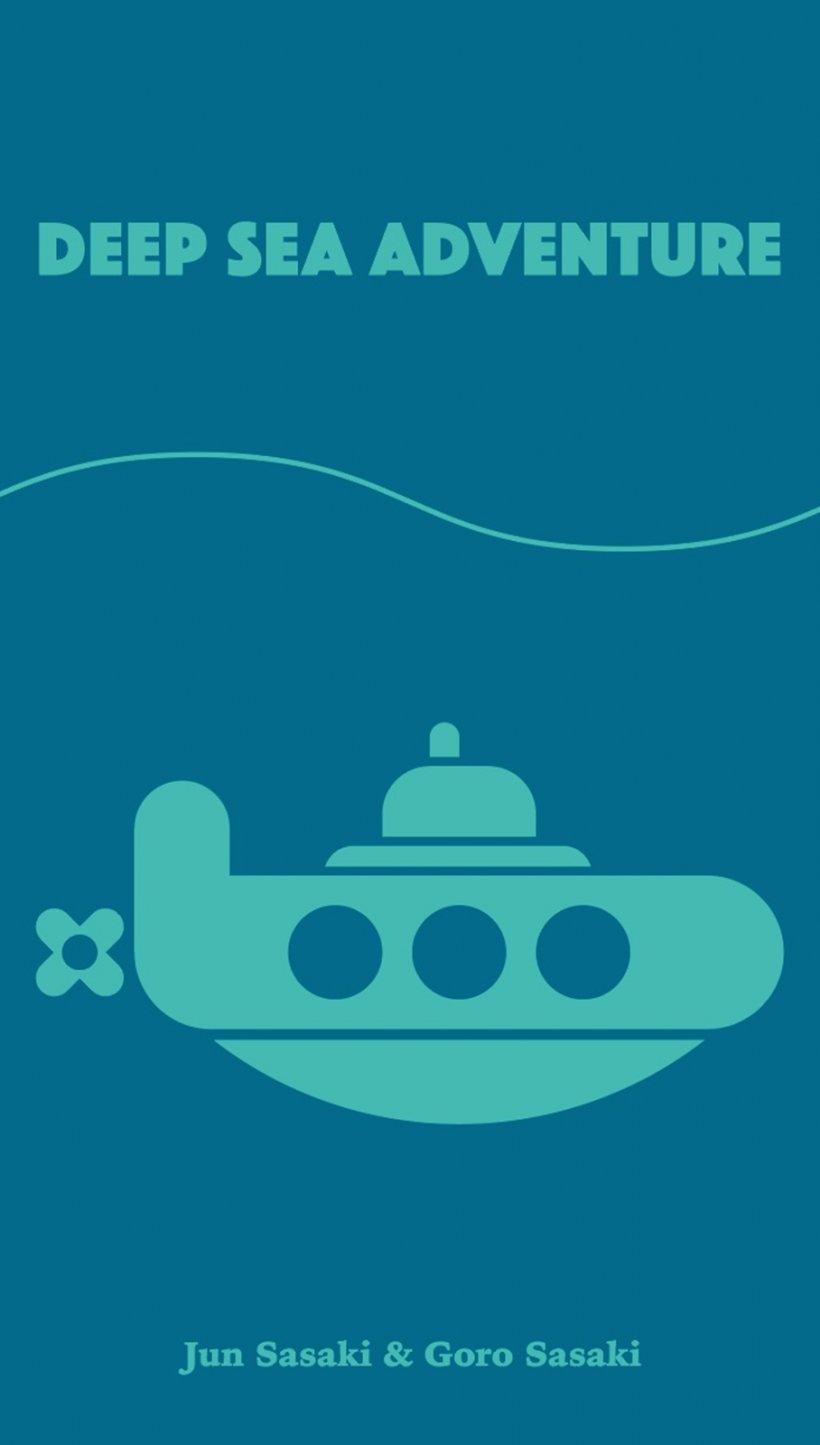 Deep Sea Adventure: copertina