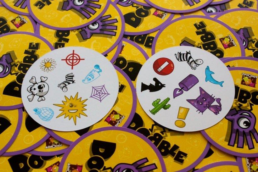 Carte del gioco Dobble
