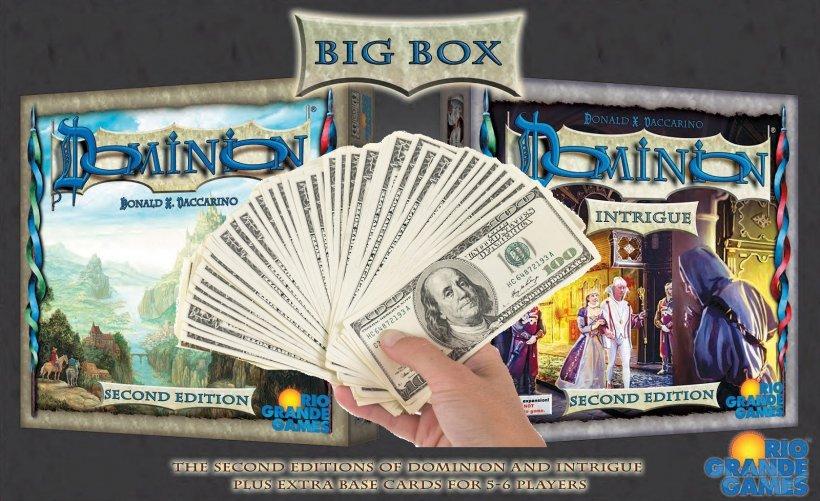 Dominion: Big Box - Big Money