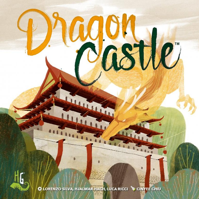 Dragon Castle cover
