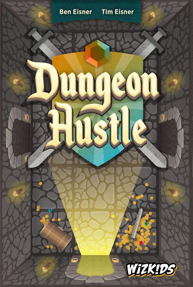 Dungeon Hustle: copertina