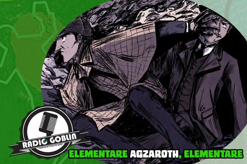 elementare Agzaroth, elementare