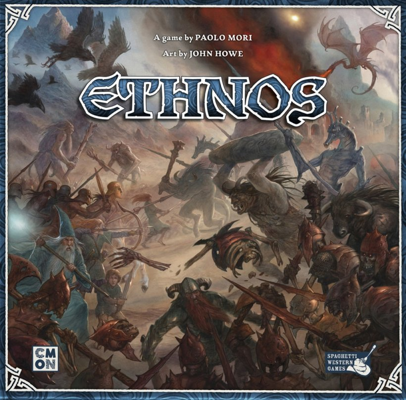 Ethnos: copertina