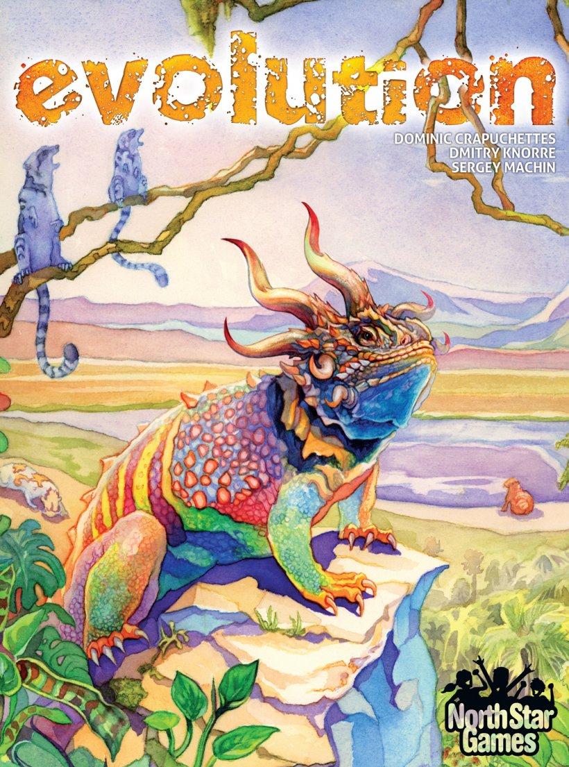 Evolution Copertina 2017 ed.