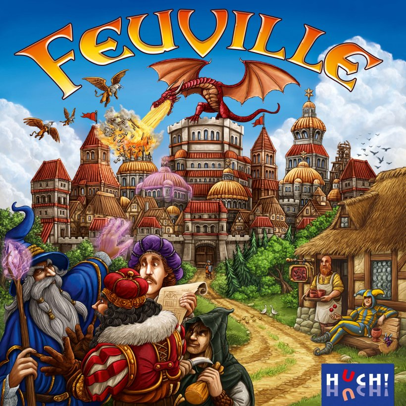 Feuville cover