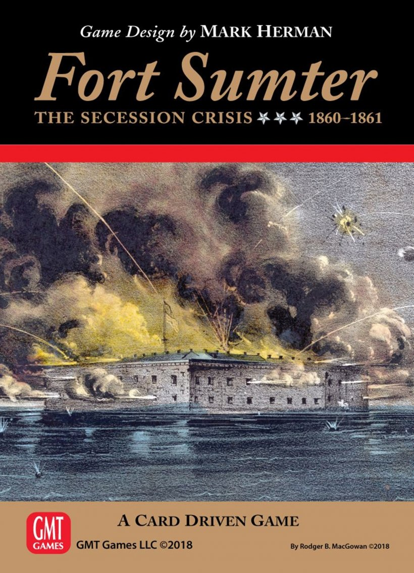 Fort Sumter: copertina