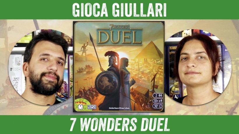 Gioca Giullari 7 wonders duel