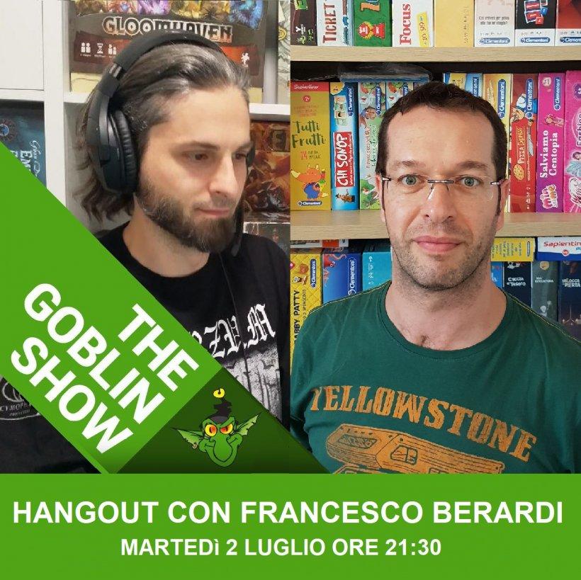 The Goblin Show: Francesco Berardi