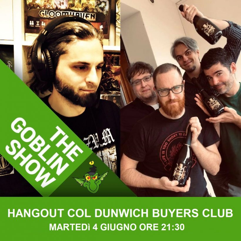 The Goblin Show: Dunwich Buyers Club