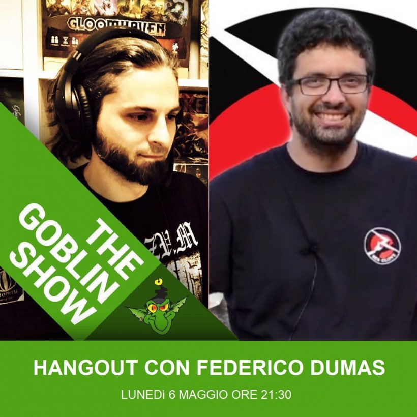 The Goblin Show: Federico Dumas