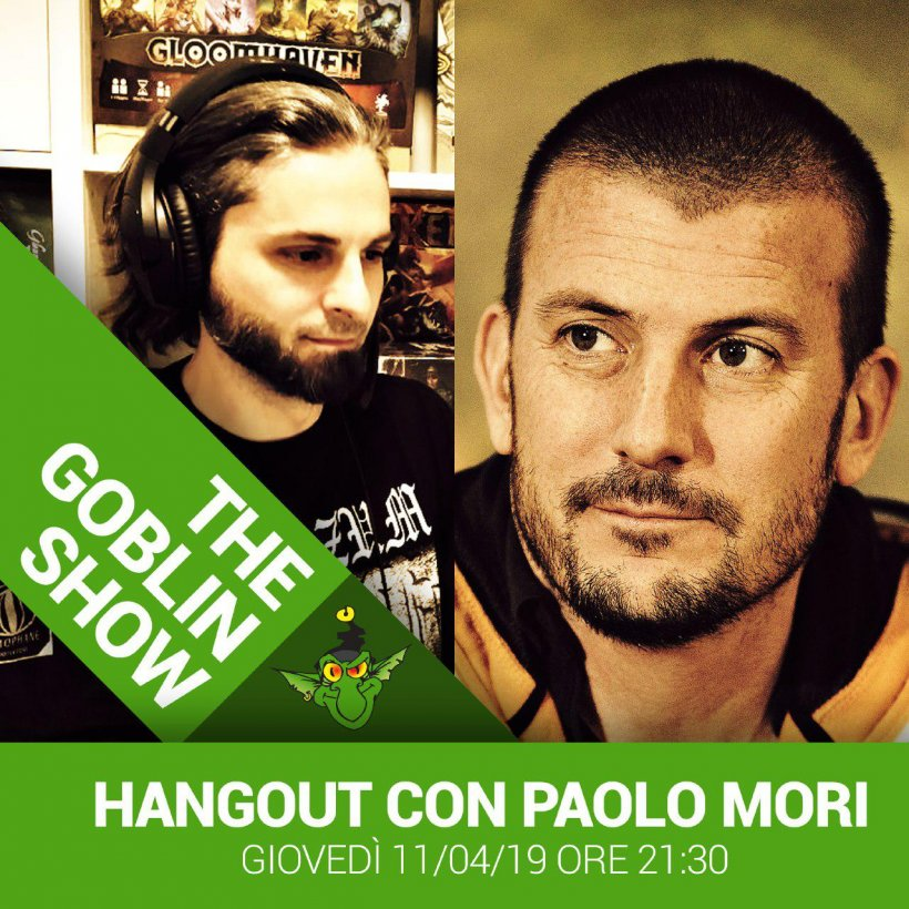 The Goblin Show: Paolo Mori