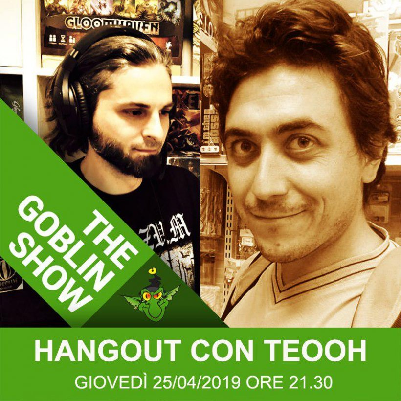 The Goblin Show: Matteo TeOoh Boca