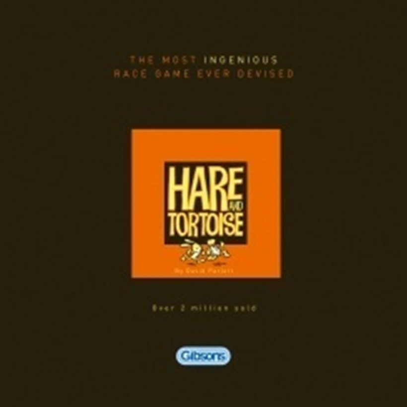 Hare & Tortoise: copertina