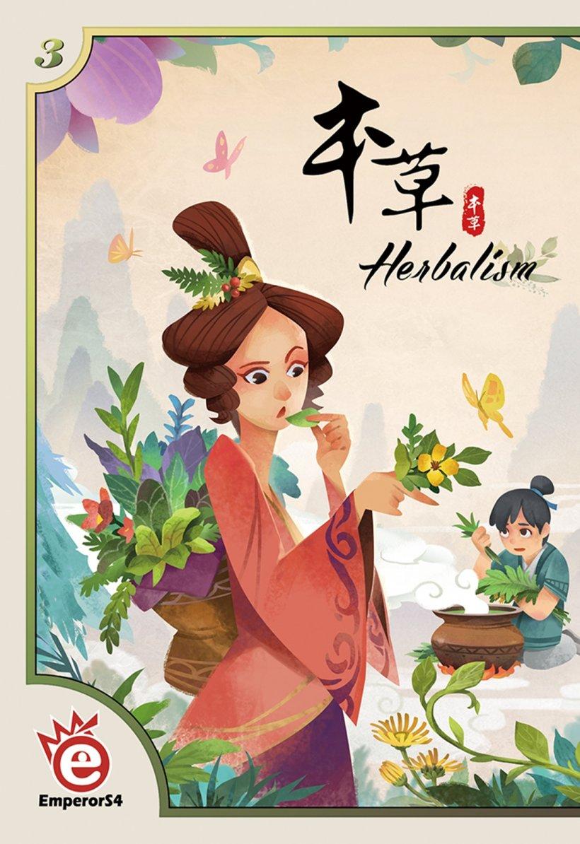 Herbalism: copertina