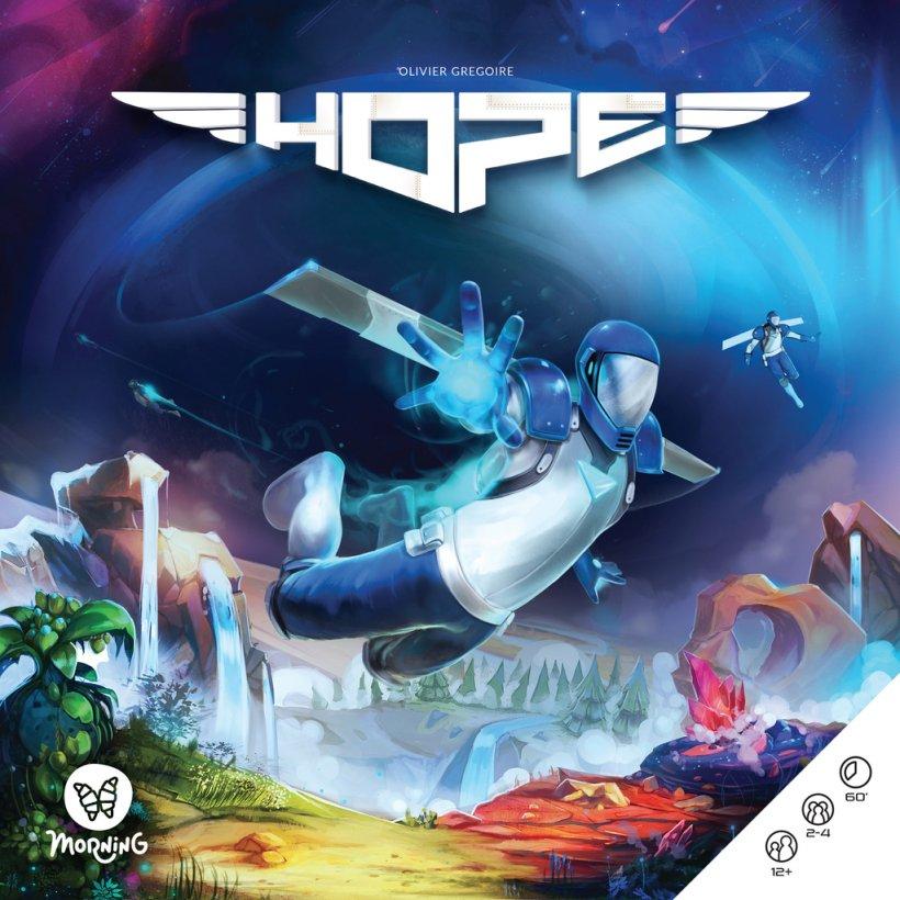 HOPE: copertina