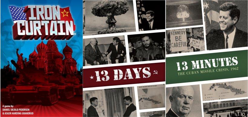 13 days 13 minutes iron curtain