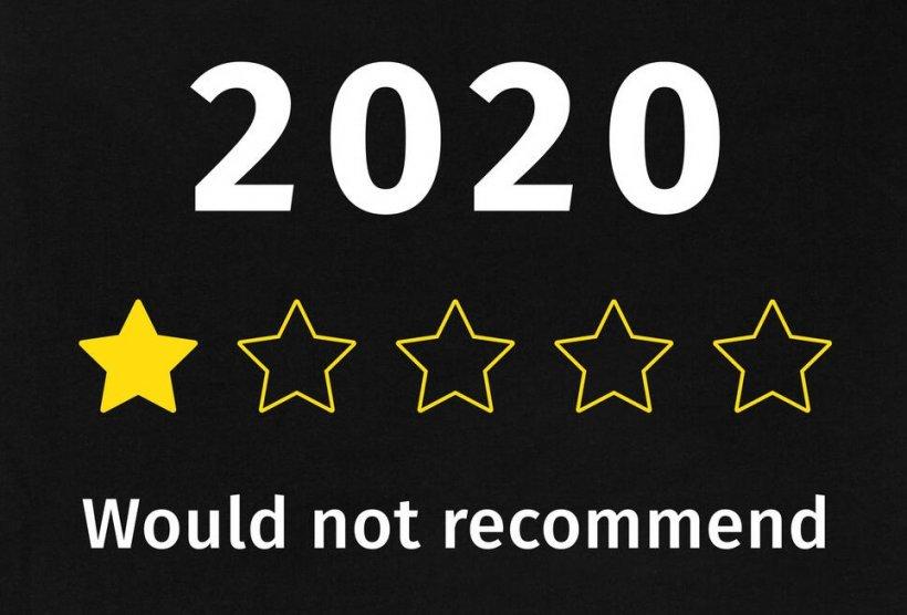 2020: not raccomend
