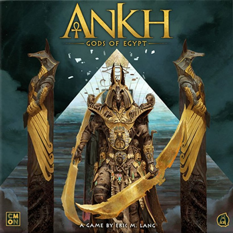 Ankh: copertina