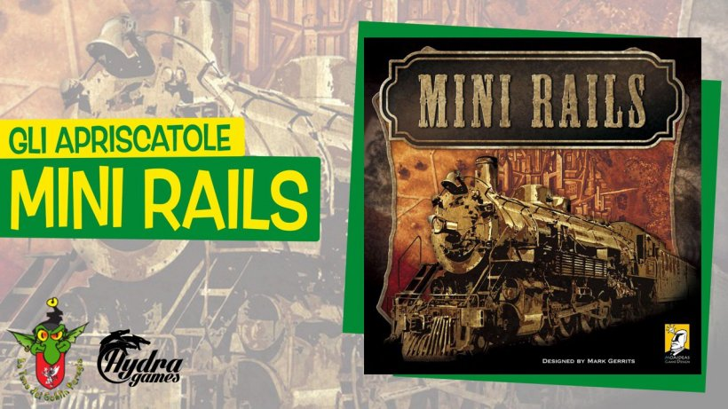 Apriscatole Mini Rails