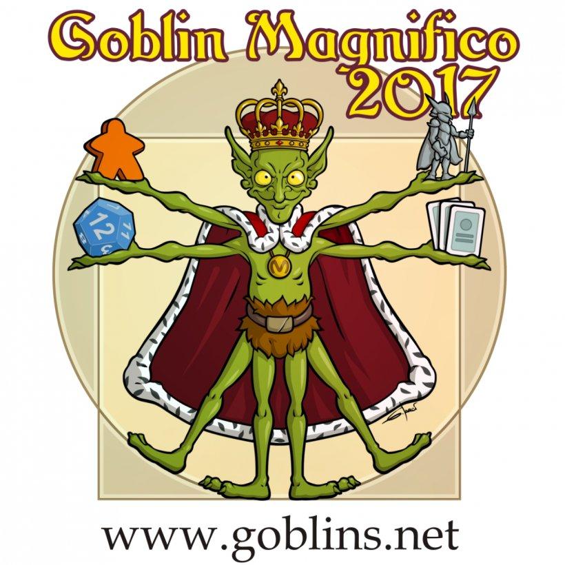 logo goblin magnifico 2017