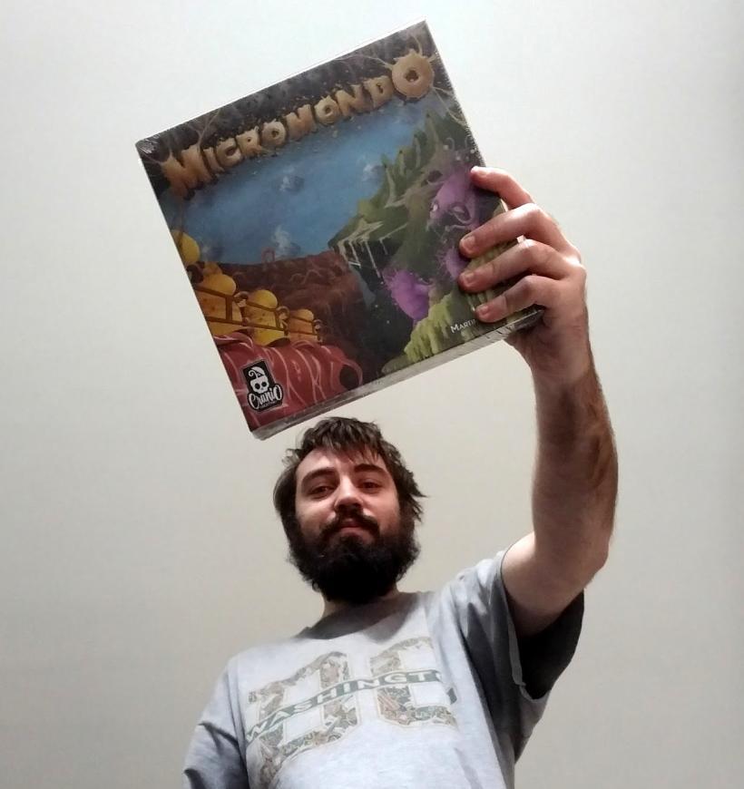 Martino Chiacchiera autore di Micromondo