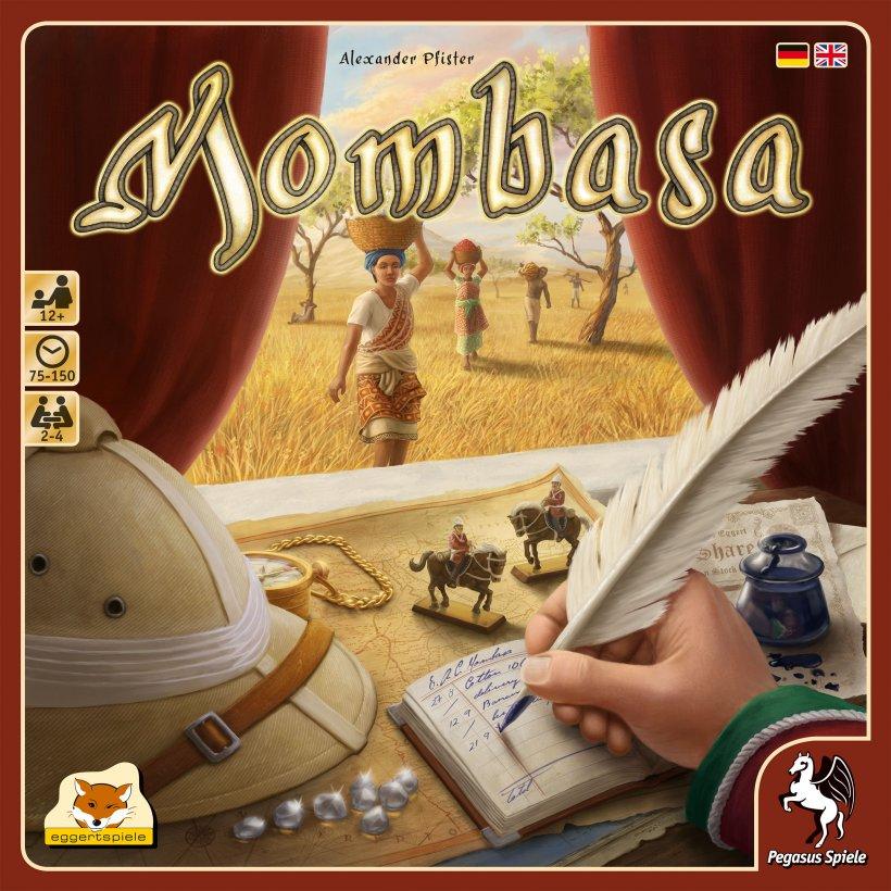 Copertina del gioco Mombasa