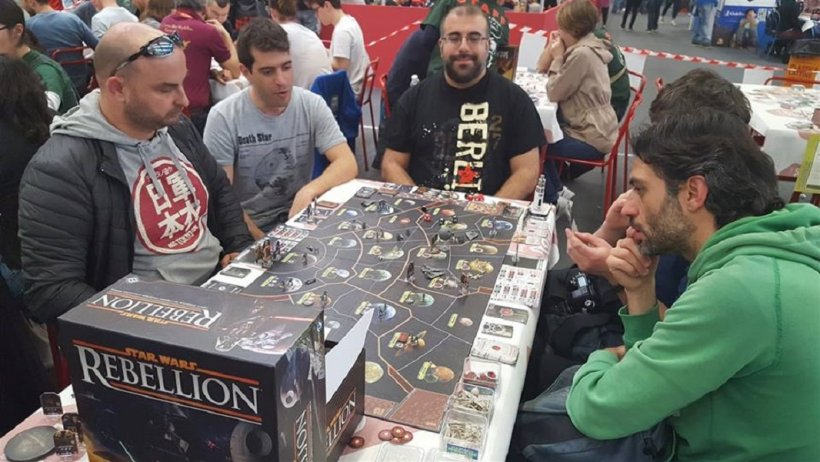 star wars rebellion partita in corso