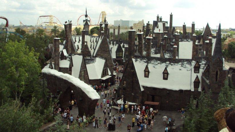 Il parco giochi a tema The Wizarding World of Harry Potter (Orlando)