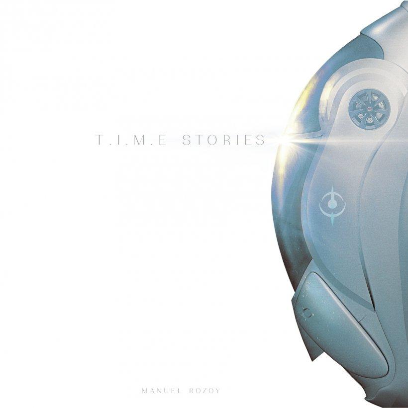 Copertina di T.I.M.E. Stories