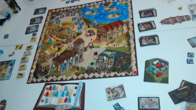 Village: partita